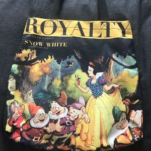 NWOT Snow White Tote Purse